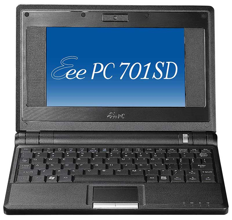 Asus Eee PC 701SD  - White