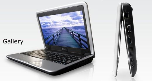 Dell Inspiron Mini 9 Gallery