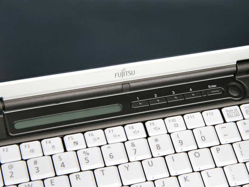 Fujitsu LifeBook B6230 Function Buttons