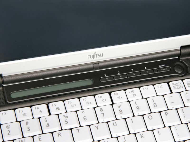 Fujitsu LifeBook B6230 Function Buttons