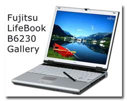 Fujitsu LifeBook B6230 Gallery