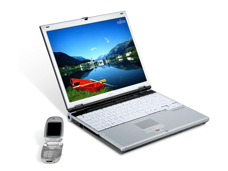 Fujitsu LifeBook B6230 Size Comparison