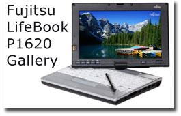Fujitsu LifeBook P1620 Gallery