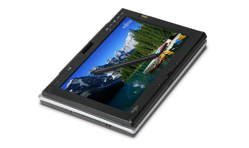 Fujitsu LifeBook P1620 Tablet Mode