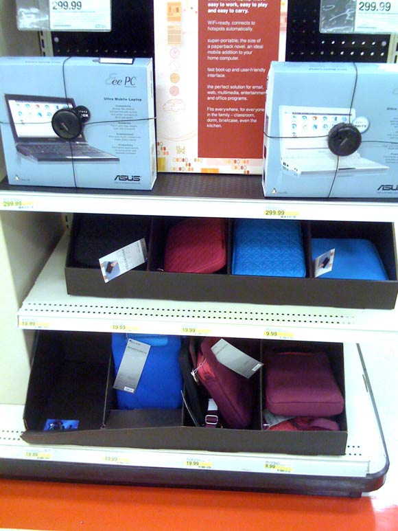 Asus Eee PC at Target