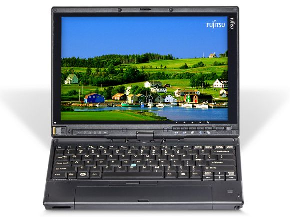 Fujitsu LifeBook T2020 Gallery