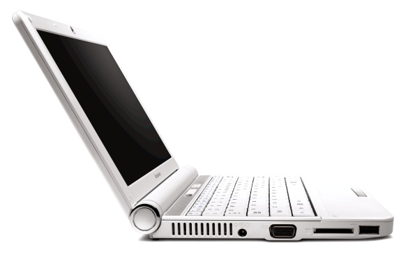 Lenovo IdeaPad S10 White