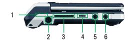 Fujitsu FMV-U8240 UMPC