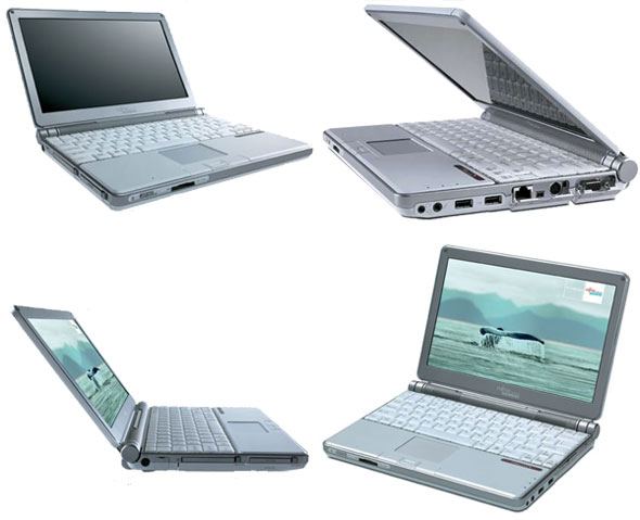 Fujitsu LifeBook P7010