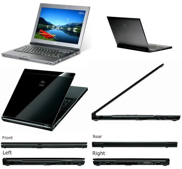 Fujitsu LifeBook Q2010