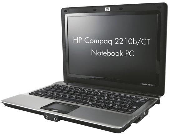 HP Compaq 2210b CT