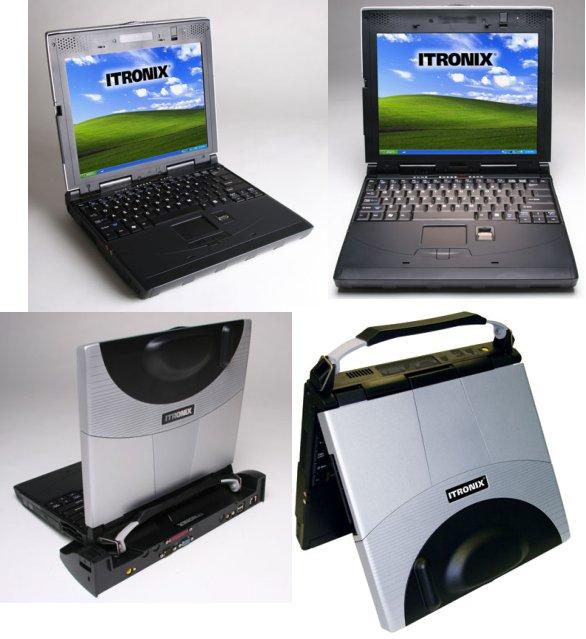 Itronix GoBook VR-1