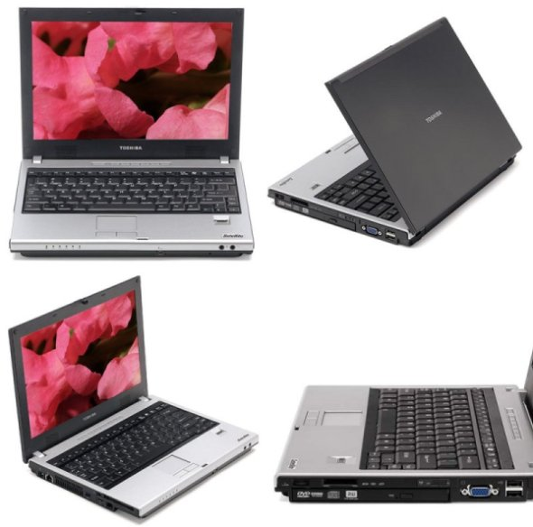 Toshiba Satellite U200 U205