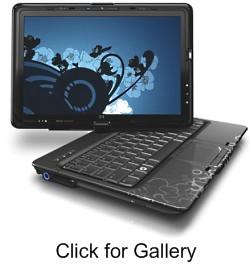 HP Pavilion TouchSmart tx2z