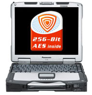 Rayservers Panasonic CF-30 Crypto Toughbook