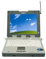 Itronix GoBook III Tablet