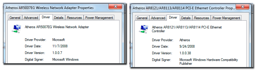 10.1-inch Acer Aspire One Windows 7 Atheros