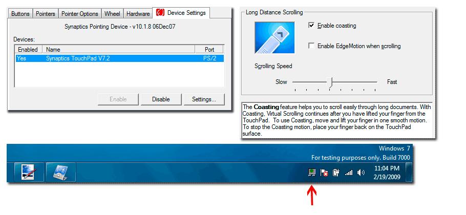 Lenovo Synaptics Touchpad Driver Windows 10